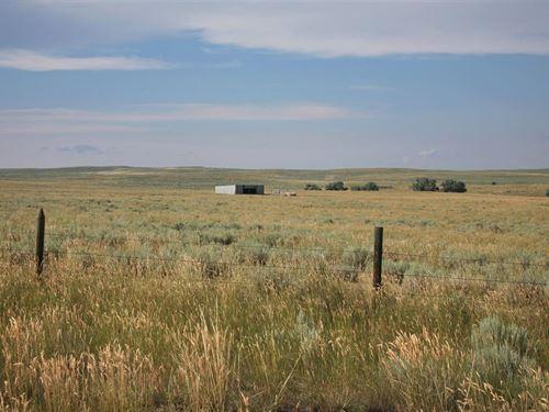 Warner Ranch : Newcastle : Weston County : Wyoming