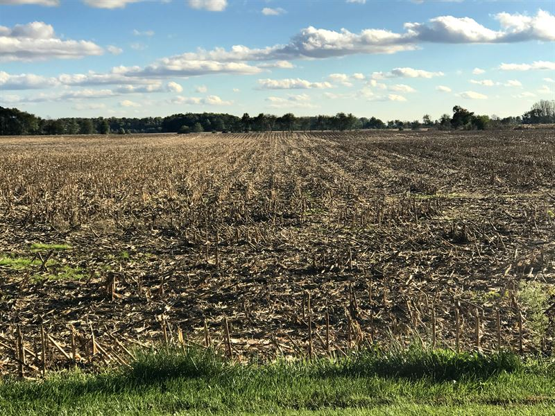 Real Estate Auction In Indiana : Bremen : Saint Joseph County : Indiana