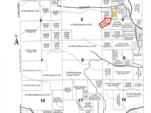 66-094 Clark Tract : Grady : Wilcox County : Alabama