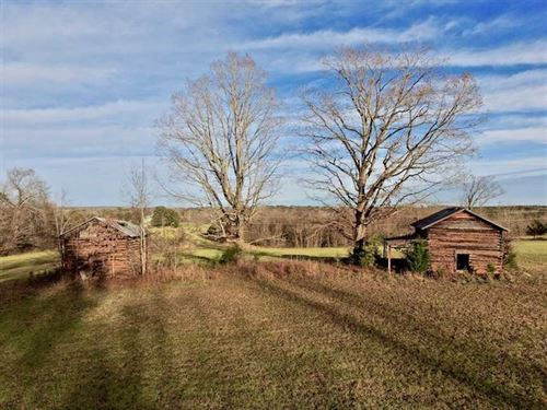 111 Acres of Pasture And Timber LA : Yanceyville : Caswell County : North Carolina