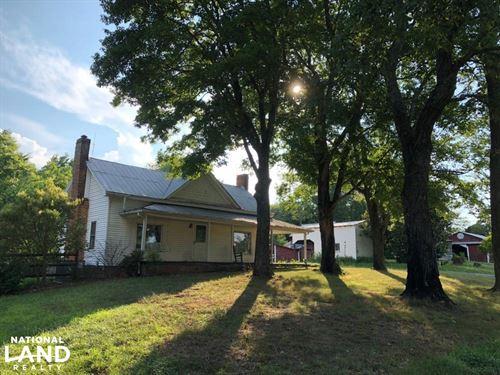 Sapp Road Farmstead And Hunting Ret : Concord : Cabarrus County : North Carolina