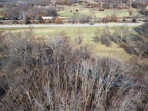 Investment Building Site, Ottumwa : Albia : Monroe County : Iowa