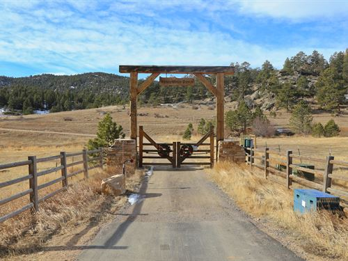 Meadowdale Acres : Estes Park : Larimer County : Colorado