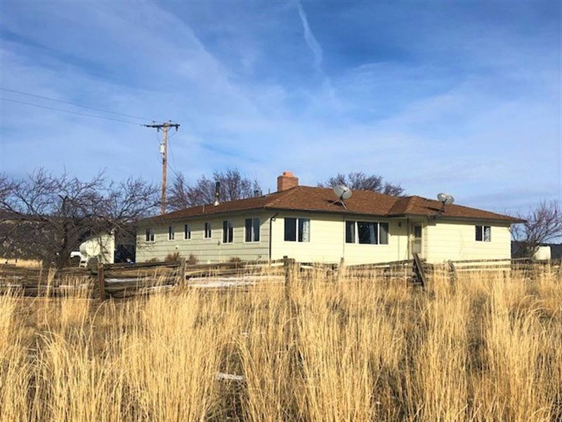 1,894 Sq.Ft, Home 19.17 Acres Modoc : Alturas : Modoc County : California