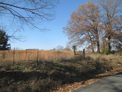 Recreational Hunting Land Antlers : Antlers : Pushmataha County : Oklahoma