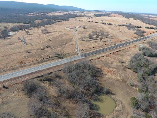 Land For Sale Southeast OK : Hartshorne : Latimer County : Oklahoma
