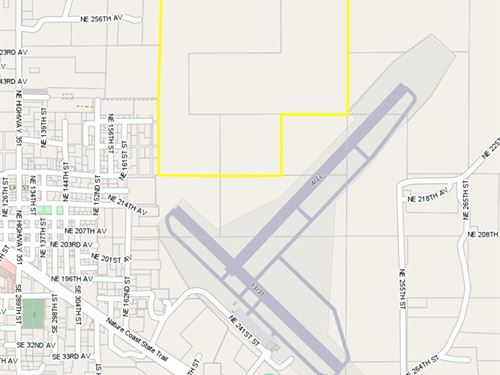 Cross City Airport Acreage : Cross City : Dixie County : Florida