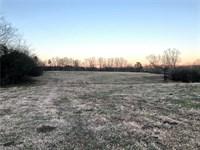 15 Ac Talking Rock, Ga, Zoned Hb : Talking Rock : Pickens County : Georgia
