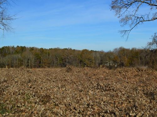 6 Acres Near Hwy 221 In Spartan : Chesnee : Spartanburg County : South Carolina