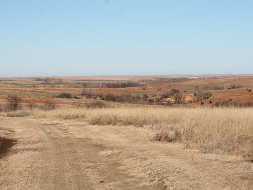 Graham County Grassland : Wakeeney : Graham County : Kansas