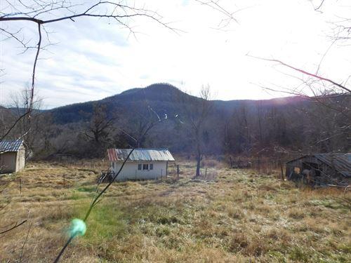 Newton County Property Jasper Views : Jasper : Newton County : Arkansas