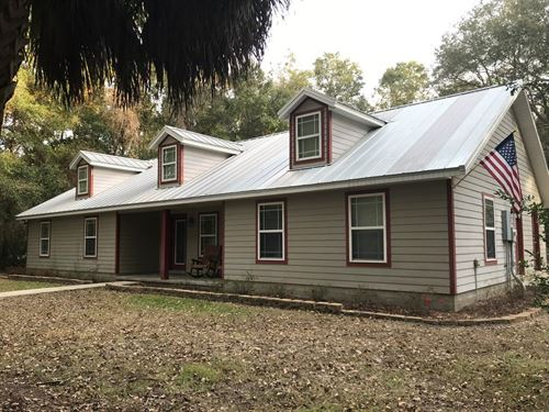 Country Home Chiefland, Levy : Chiefland : Levy County : Florida
