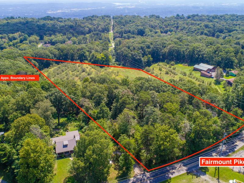 9+ Acres In Walden : Signal Mountain : Hamilton County : Tennessee