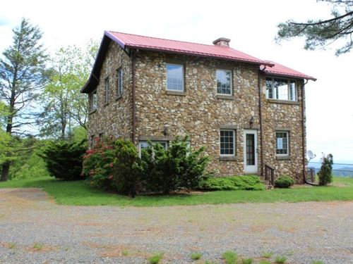 Rock House 11.66 Acres Located : Meadows Of Dan : Patrick County : Virginia