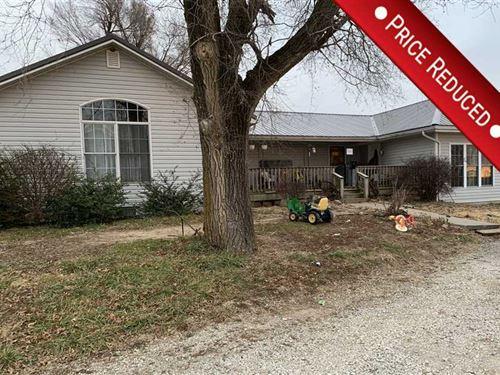 160 Acres Barton County, Missou : Lamar : Barton County : Missouri