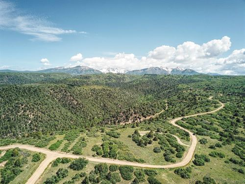 Colorado Acreage Near Durango, CO : Hesperus : La Plata County : Colorado