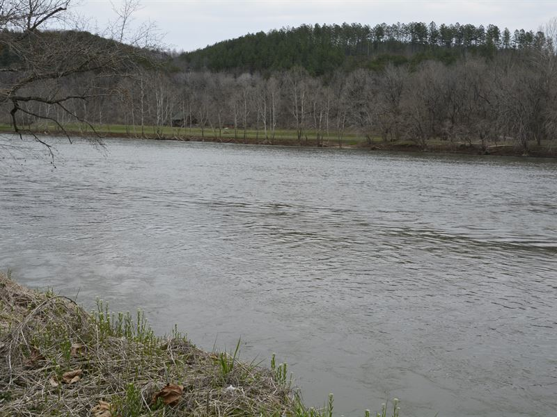 Riverfront Property : Wingina : Nelson County : Virginia