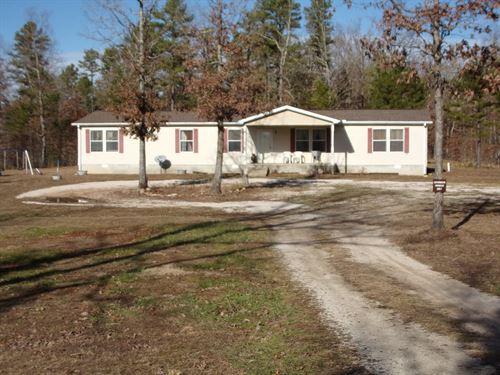 Country Home & 40 Acres Winona, MO : Winona : Shannon County : Missouri