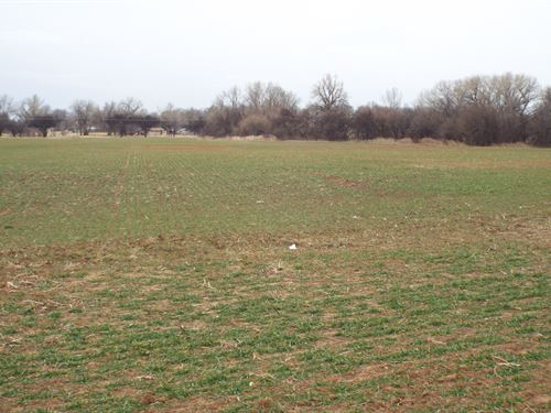 27 Acre Land Tract : Enid : Garfield County : Oklahoma