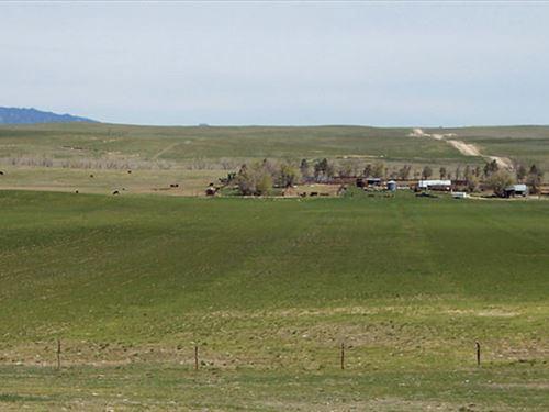 Hiser Ranch : Lingle : Goshen County : Wyoming