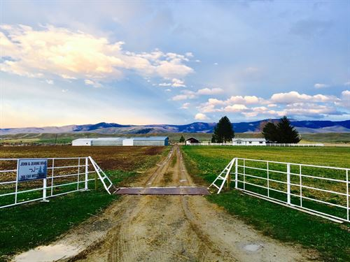 Little Bitterroot Ranch : Lonepine : Sanders County : Montana