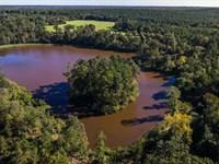 Goose Island Ranch : Harleton : Harrison County : Texas