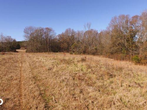 Anderson Farm Land And Homesite : Anderson : South Carolina