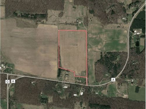 Excellent Farm Land Available : Amherst : Portage County : Wisconsin