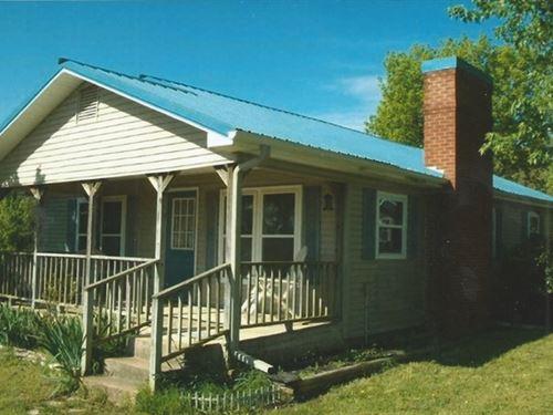 Home Acreage Walking Trails AR : Franklin : Izard County : Arkansas