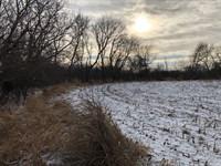 126 Acres 60 Tillable Dodge County : Burnett : Dodge County : Wisconsin