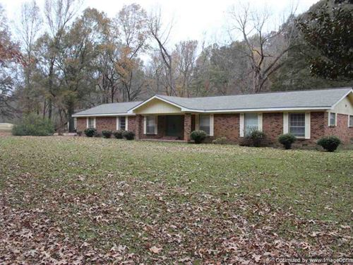 Country Home : Satartia : Yazoo County : Mississippi