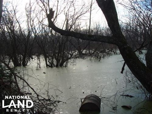 24 Acres Hunting & Recreation Prope : Clarendon : Monroe County : Arkansas