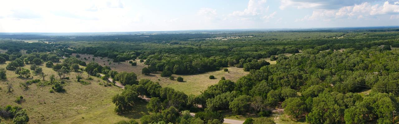 Beautiful Acreage With Big Trees : Burnet : Texas