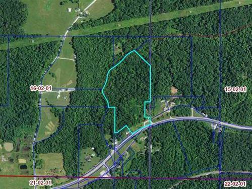 17.989 Surveyed Acres, Residentia : English : Crawford County : Indiana