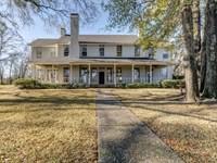 Hilltop Country Home East Texas : Flint : Smith County : Texas