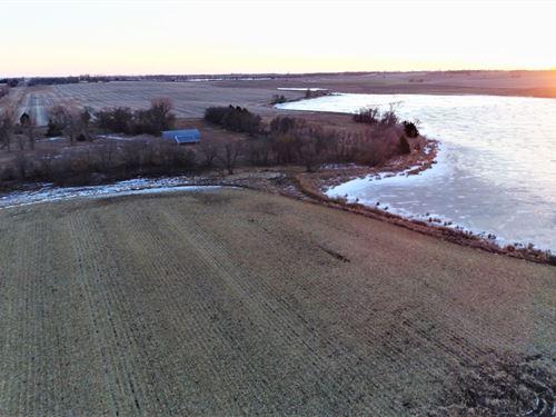 160 Acres Kingsbury County South : Erwin : Kingsbury County : South Dakota