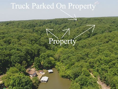 500 Down On 34 Acres At Lake : Camdenton : Camden County : Missouri
