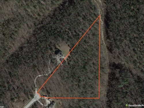 Lot 4, Homewood Estates : Kirbyville : Taney County : Missouri