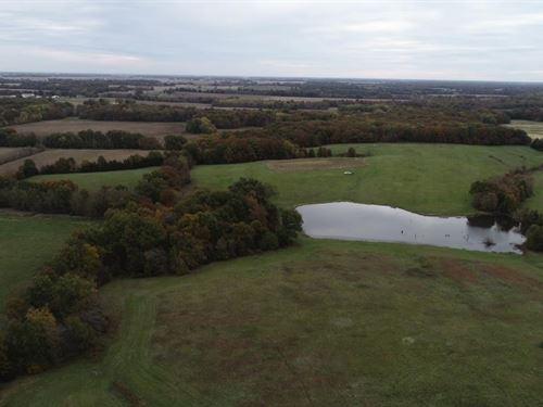 Online Only Recreational Farm : Lentner : Shelby County : Missouri
