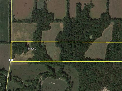 30 Acres Tract 2 Lincoln County : Silex : Lincoln County : Missouri