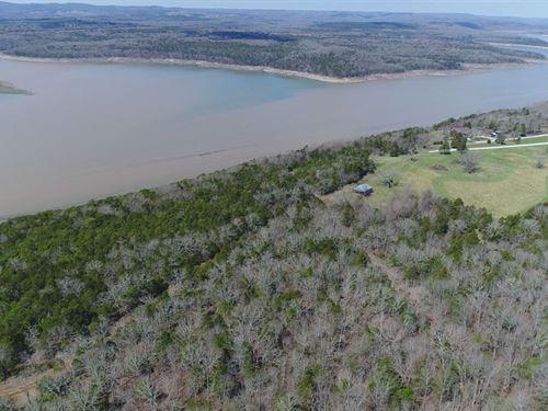 5 Acres At Bull Shoals Lake : Branson : Taney County : Missouri