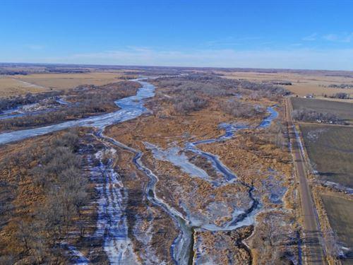 North River Road Wildlife : North Platte : Lincoln County : Nebraska