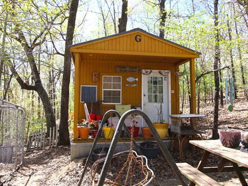 Arkansas Retreat Foothills Ozarks : Hardy : Fulton County : Arkansas