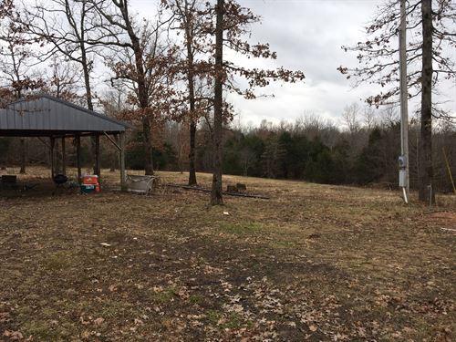 Land North Arkansas Ozark : Pocahontas : Randolph County : Arkansas