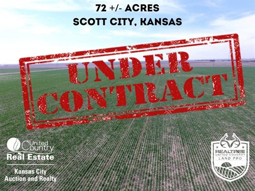 Row Crop Farm Scott County Kansas : Scott City : Scott County : Kansas