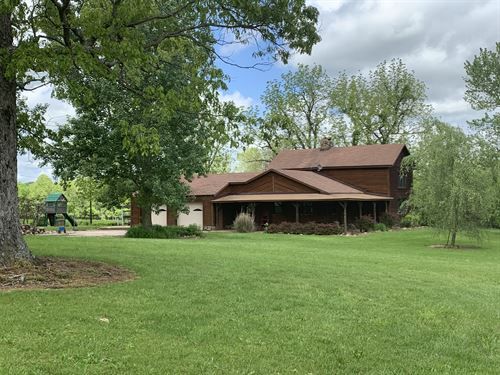 Country Home For Sale Southern Mo : Mansfield : Wright County : Missouri