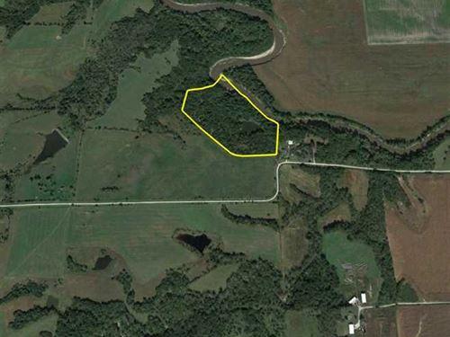 22 Acres M/L in Decatur County, Io : Lamoni : Decatur County : Iowa
