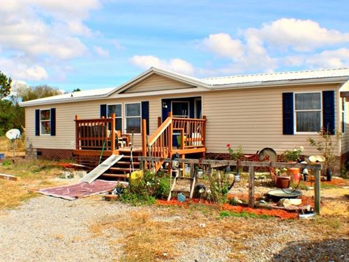 10 Acre Property, 3Bdrm 2Bth : Camden : North Carolina