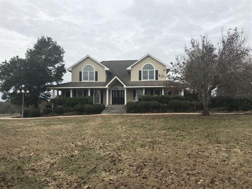 Evans Estate : Claxton : Evans County : Georgia