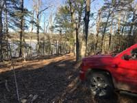 9 Acres On Bull Shoals Lake : Cedarcreek : Taney County : Missouri